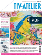 Mein Kreativ Atelier Ausgabe 84 2016