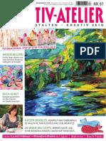 Mein Kreativ Atelier Ausgabe 97 2018