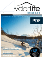 Powderlife Magazine Issue no. 33