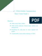 CM-A1310-Mobile Communication