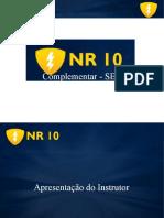Apresentacão NR 10 Complementar SEP.ppt