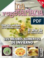 Cocina Vegetariana - enero 2021