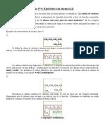 Introducción a la química- Guía N°4- Ejercicios con Alcanos (2)