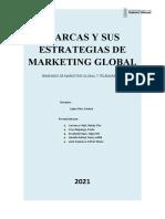 Estrategias de Marketing Global