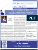 State Newsletter January 2011