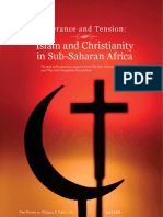 - Tolerance and tension _ Islam and Christianity in Sub-Saharan Africa-Pew Forum on Religion & Public Life, 1615 L Street NW Suite 700 (2010).pdf