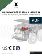 Instalación Operación y Mantenimiento