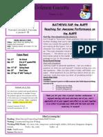 2 18 Newsletter
