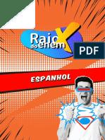 RAIO X DO ENEM - ESPANHOL