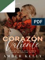 Corazon Valiente (Amor en Poplar Falls 1)- Amber Kelly