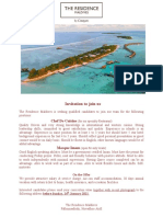 Advert - 14 Jan 2021 - Job Maldives