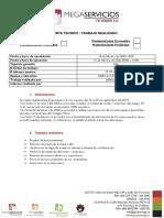 IT-VT-CM-00004 INFORME TÉCNICO