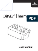 Manual BiPap Harmony