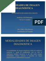 Modalidades Diagnosticas