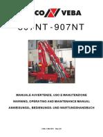 807NT-907NT Use & Maintenance Manual