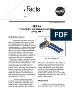 NASA Facts Terra the Earth Observing System (EOS) AM-1