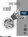Science Writer's Guide to Terra