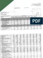 Raportul financiar al lui Octavian Țîcu (17–23 octombrie 2020)