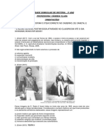 ATIVIDADE DE SETEMBRO
