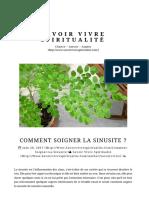 Comment soigner la sinusite ? ⋆ Savoir Vivre Spiritualité.pdf