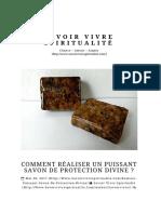 Comment réaliser un puissant savon de protection divine ? ⋆ Savoir Vivre Spiritualité.pdf
