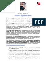 dossier jovenes españoles 2010 sm