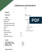 """SAMSUNG 43"""" N5300 Series 5 Flat Full HD TV.pdf"""