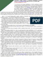 Reglementări Contabile Conforme Cu Standardele Internaţionale de Raportare Financiară