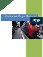contaminacion por radiacion