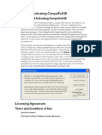 CompuFoil3D Manual