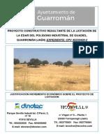 JUSTIFICACIÓN ECONÓMICA PCRL PI EL GUADIEL_rev3