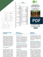 densidad de suelo en campo