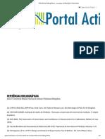 Referências Bibliográficas - Incerteza de Medição _ Portal Action