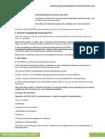 09 Controle de Qualidade na Construção Civil