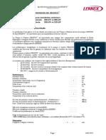 Descriptif technique Refroidisseur de 200 à 300 kW NEOSYS (PAC)