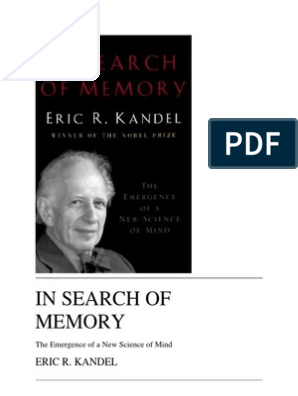 In Search Of Memory: Eric R  Kandel