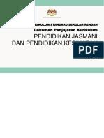 Dokumen Penjajaran 2.0 PJPK Tahun 5