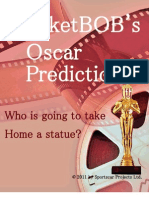 MarketBob's Oscar Predictions 2011