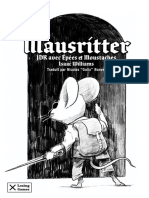Mausritter Fr Rules 1.1