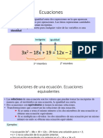 Ecuacionesinecuaciones,relacionesyfunciones
