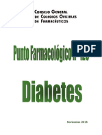 Pto. Farmacologico N 129. Diabetes...2018