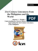 21st Century Lit Lesson 5-6