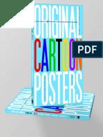 Original Cartoon Posters 1995-2021 (2nd edition)