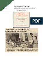 Cheikh Anta Diop-filosofia, Ciência e Religião