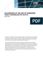 Submarine-cables