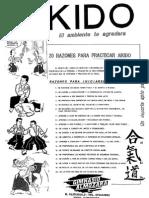 20 Razones Para Practicar Aikido