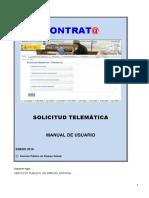ManualSolicitudTelematica Contrat@.pdf