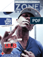 Ozone Mag All Star 2011 special edition