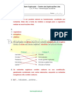 B.1.2 - Ficha de Trabalho - Alimentação Saudável (1) - Soluções - Cópia