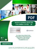 MEDIDAS DE BIOSEGURIDAD REUNION CIERRE DE AÑO PRESENCIAL. Empresa SOFTWARE ONE